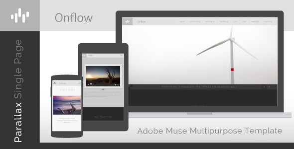 ThemeForest Onflow 9435539