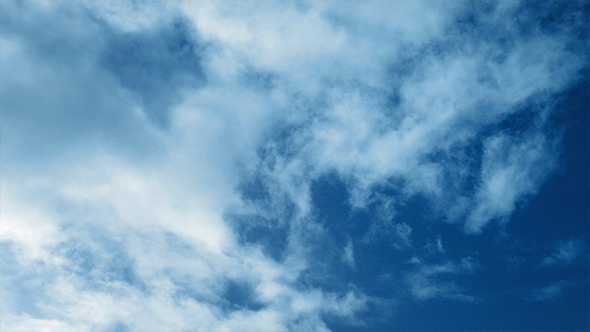 VideoHive Sky Full Of Clouds 9492814