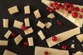 Pieces Of Cheese And Redcurrant - PhotoDune Item for Sale