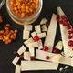 Cheese, Redcurrant And Sea Buckthorn Jam - PhotoDune Item for Sale