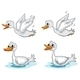 Four Ducks - GraphicRiver Item for Sale
