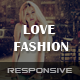 Love Fashion - Responsive WordPress Theme - ThemeForest Item for Sale