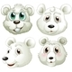 Heads of Polar Bears - GraphicRiver Item for Sale