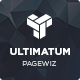 Ultimatum Pagewiz Template - ThemeForest Item for Sale