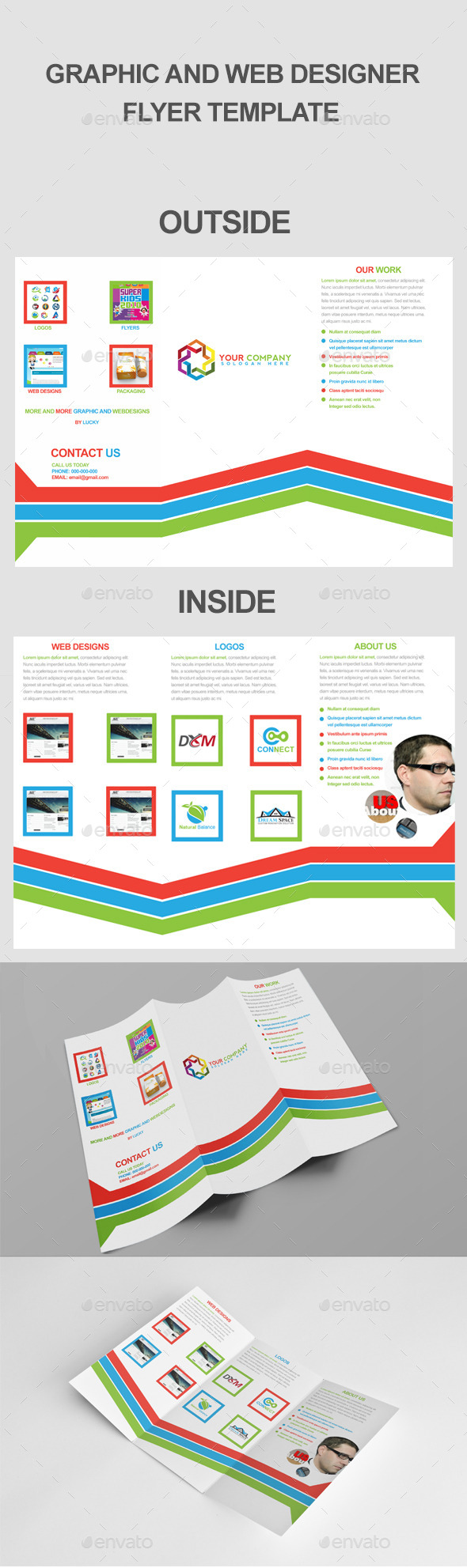 GraphicRiver Graphic & Web Designer 4242148