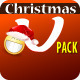 Christmas Theme Logo Pack 1