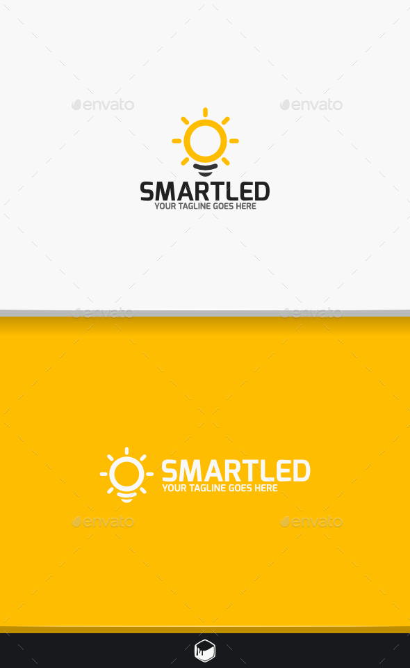 GraphicRiver Smart Led Logo 9494302