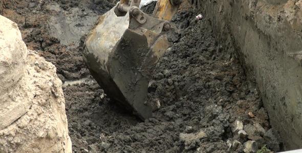 Bucket Excavator 2