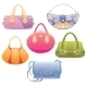 Lady Bags - GraphicRiver Item for Sale