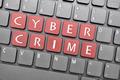 Cyber crime key on keyboard - PhotoDune Item for Sale