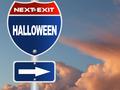 Halloween road sign - PhotoDune Item for Sale