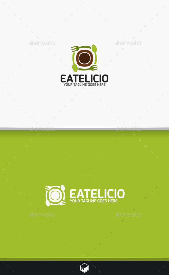 GraphicRiver Eatelicio Logo 9494624