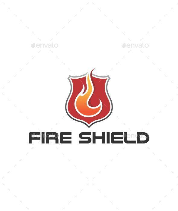 GraphicRiver Fire Shield 9404317