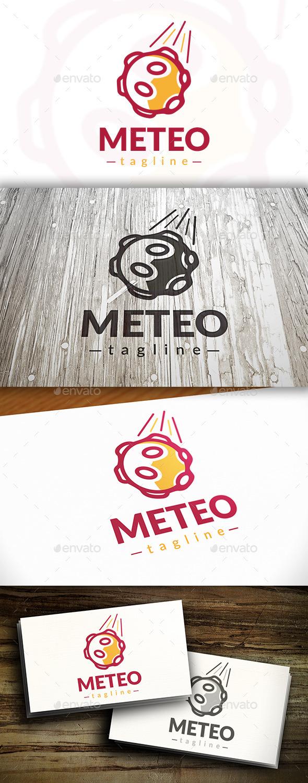 GraphicRiver Meteor Logo 9495332