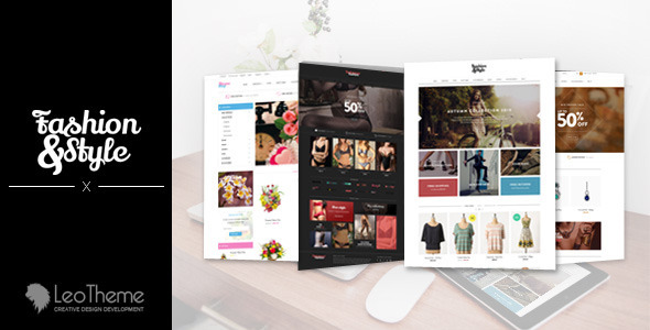 Leo Fashion Prestashop Theme - Fashion PrestaShop