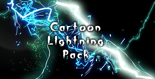 Cartoon Lightning Pack