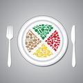 Food Plate - PhotoDune Item for Sale