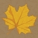 Cartoon Autumn Icon - GraphicRiver Item for Sale