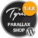 Tyrion -  Flexible Parallax e-Commerce Theme - ThemeForest Item for Sale