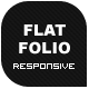 FLATFOLIO - Premium Portfolio & Agency Theme - ThemeForest Item for Sale