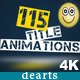 115 Title Animations - VideoHive Item for Sale