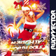 Naughty North Pole Christmas Sexy Party Flyer