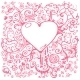 Background with Heart - GraphicRiver Item for Sale