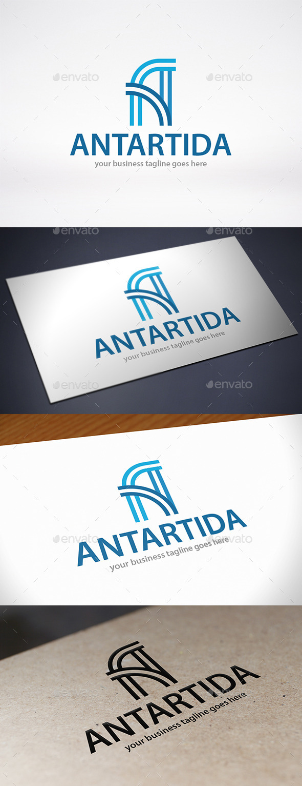 GraphicRiver A Letter Design Logo Template 9497086