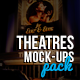 Theatres Mock-Ups Template Pack - GraphicRiver Item for Sale