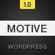 Motive - Magazine, News, Blog WordPress Theme - ThemeForest Item for Sale