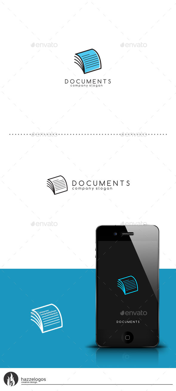 GraphicRiver Documents Logo 9497385