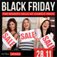 Black Friday Flyer V02 - GraphicRiver Item for Sale