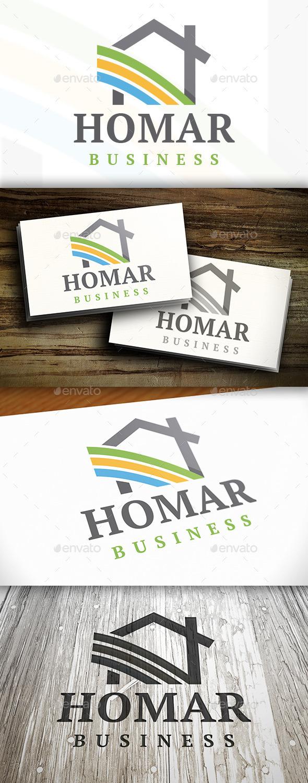 Real Estate Market Logo