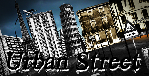 After Effects Project - VideoHive Urban Street 121414