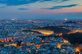 Athens with the old olympic stadium - PhotoDune Item for Sale