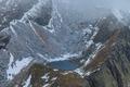 Caltun lake in Fagaras Mountains - PhotoDune Item for Sale
