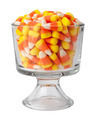 Candy Corn Glass isolated - PhotoDune Item for Sale