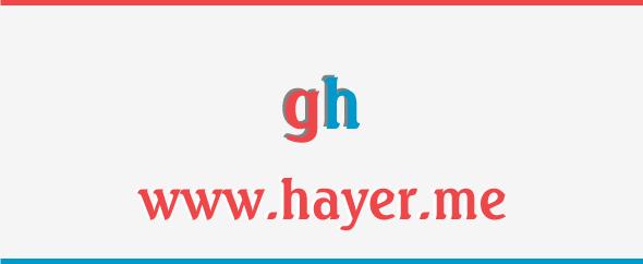 gHayer