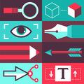 Graphic design concept - PhotoDune Item for Sale