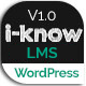 iKnow - Learning Management System WP Theme - ThemeForest Item for Sale