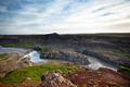 Dettifoss Waterfall in Iceland from above - PhotoDune Item for Sale