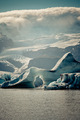 Jokulsarlon Glacier Lagoon in Vatnajokull National Park, Iceland - PhotoDune Item for Sale