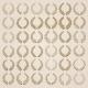 Set of Gold Laurel Wreaths - GraphicRiver Item for Sale