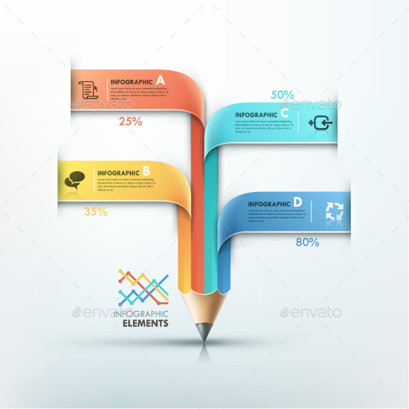 GraphicRiver Modern Infographic Options Template 9499610