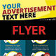 Multi Shop Flyer Template - GraphicRiver Item for Sale