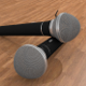 Microphone High detail model