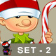 Elf Character – Set 2 - GraphicRiver Item for Sale