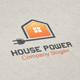 House Power Logo - GraphicRiver Item for Sale