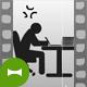 Old Movie Problem Solver Banner - ActiveDen Item for Sale