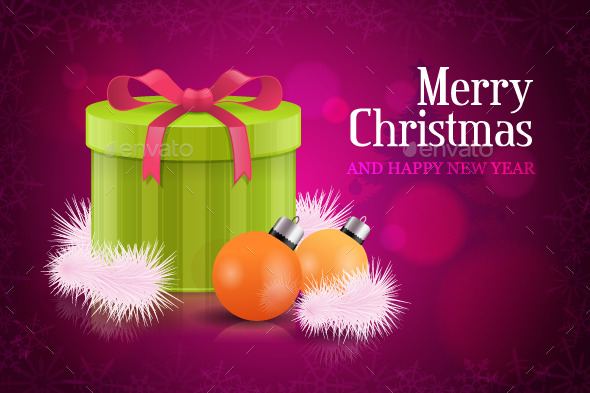 GraphicRiver Merry Chistmas 9500445